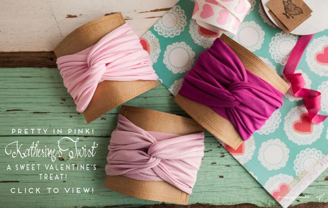 Katherine's Twist headwrap Garlands of Grace