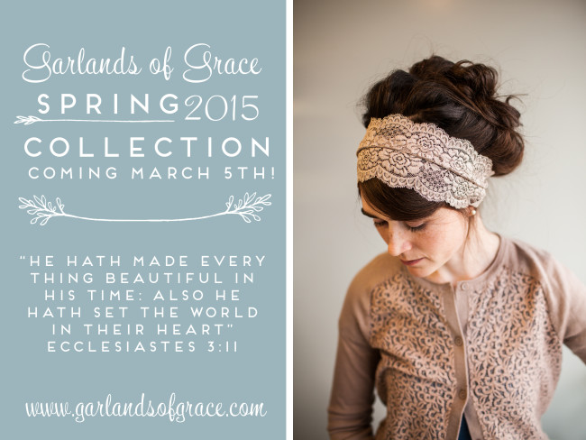 Garlands of Grace Spring 2015