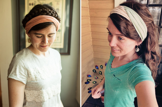 Garlands of Grace Blog headcoverings Twist headwraps